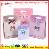 Sac de papier de /Promotional de sacs en papier de cadeau/sacs de transporteur cadeau de traitement (GX29351)