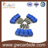 Rebarbas rotativas de carboneto de tungstênio de Gw
