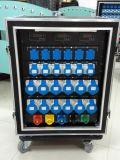 3 Phasen-Verteilerkasten mit 32A Cee Formular-Verbindern