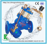 Filter-Kolben-elektronisches Magnetspule-Steuerschwimmerventil (GL98005)
