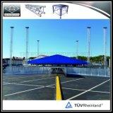 Armature d'éclairage de toit d'armature de tente pour l'exposition