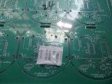 녹색 Soldermask에 무연 다중층 PCB 4layer HASL