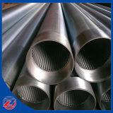 Il collegare Wraped dell'acciaio inossidabile seleziona il filtro per pozzi di /Water