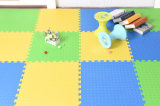 Esteras del suelo de la cocina de la espuma del azulejo de la estera que se enclavijan