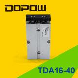 Ação do dobro do furo de cilindro da Gêmeo-Haste 16-40 de Dopow Tn (TDA)