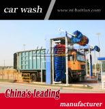 Matériel mobile de lavage de bus de renversement avec de l'eau à haute pression