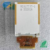 """1.77 """" LCD van de Kleur van de Interface Spi Vertoning met de Helderheid van 1000 Neet"""