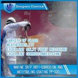 Fluoropolímero anti corrosión de los materiales de la nave