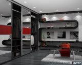 حديثة غرفة نوم خزانة ثوب أثاث لازم شريكات