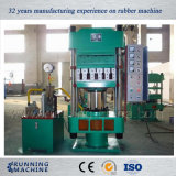 резиновый машина гидровлического давления 350t ехпортированная к Sri Lanka (XLB-450*450)