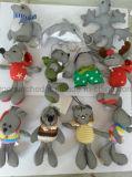 Échantillon gratuit En13356 Réflecteur animal à jouets doux rétractable Cheape à chaud