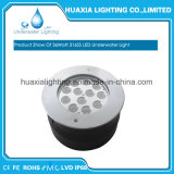 IP68 RGB LED Unterwasserswimmingpool-Brunnen-Licht
