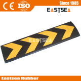 Black & Yellow colori gomma C Forma Garage Guardia parete (DH-WP-5)