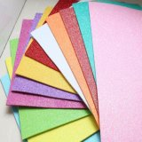 Starke Farben-Fertigkeit für Funkeln EVA-Schaumgummi-Blatt der Kind-DIY