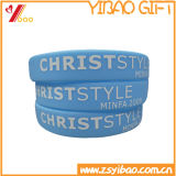 Горячий Wristband силикона высокого качества сбывания (YB-AB-008)