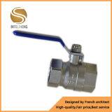Galvanizar a válvula de bronze instantânea do cromo