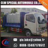 2cbm 폐기물 쓰레기 압축 분쇄기 트럭