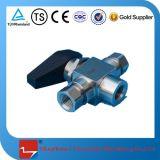 Válvula de enchimento de CNG para a máquina de arquivamento