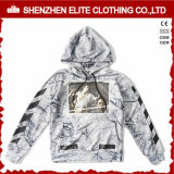 주문 인쇄된 디지털 승화에 의하여 뜨개질을 하는 Hoodies 중국제 (ELTHSJ-1164)