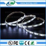 lumière de bande simple flessibile de la couleur DEL de la bande adesiva/Tira DEL de 60LEDs/m