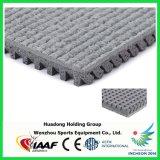 Material barato del suelo del caucho sintetizado de Iaaf para la pista corriente