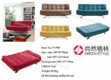 Sofá moderno de diseño moderno Cama para el hotel Futon doblado