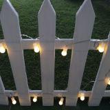 ロマンチックな庭屋外のための装飾的なきらめくストリングホタルライト
