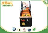 Машина игры стрельба баскетбола занятности толкателя монетки для комнаты игры
