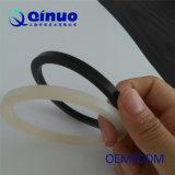 Anéis de selagem de borracha retangulares brancos e pretos feitos sob encomenda