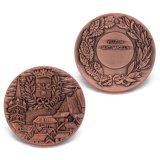 Moneta in lega di zinco personalizzata di Pin del risvolto dello smalto 3D