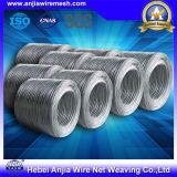 Electrodo galvanizado de bajo precio y alambre galvanizado por inmersión en caliente