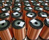 Venda quente fio de alumínio folheado de cobre esmaltado para bobinas e enrolamentos