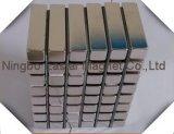 De Magneet van het Blok van de Spreker van NdFeB met het Plateren van het Zink