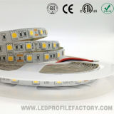 5050-60 barra flexible 12/24V IP67 RGB de la tira de la cinta LED del LED