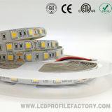 Barra flexível 12/24V IP67 RGB da tira do diodo emissor de luz da fita do diodo emissor de luz do J. GS5050-60
