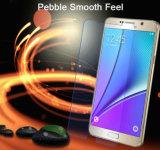2.5D Curved Edge Technology Installation facile Membrane de verre trempé sans bulle pour Samsung Note 5
