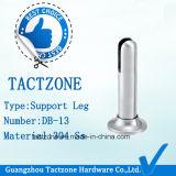 Haltbarer Toiletten-Partition-Zelle-Zubehör-Edelstahl 304 justierbarer Fuß