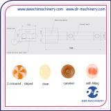 Linha de produção doces duros dos doces que fazem a maquinaria do equipamento