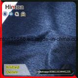 中国の製造者の卸売の綿のスパンデックスによって編まれるデニムファブリック
