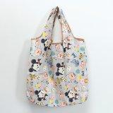 Dünnes Segeltuch-nettes Muster-faltende Einkaufstasche (A0123)