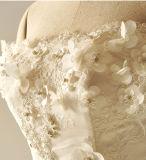 Vestido de casamento do vestido da princesa esfera