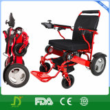 Fácil llevar el sillón de ruedas elegante de la potencia para lisiado y los ancianos