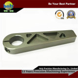 El trabajar a máquina modificado para requisitos particulares uso de aluminio del CNC del metal del deporte del brazo del CNC