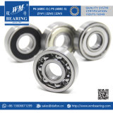High Precision ABEC-Grade 3 6303 Ug Ajouter Grease Series Roulement à billes