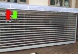 PVCローラーシャッター水晶圧延のポリカーボネートのTransparement極度のシートの巻き上げのドア(HzFC5620)