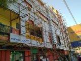 Feuilles de PVDF pour des projets de construction extérieurs