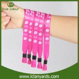 Bracelet fou imprimable de sublimation faite sur commande pour le club