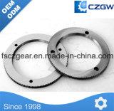 Roues dentées à engrenages personnalisés de haute précision pour pièces d'usinage CNC, pièces d'auto et pièces de rechange