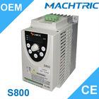 Mini serie dell'invertitore statico S800 con Ce 50/60Hz (240V 0.2~1.5kw)