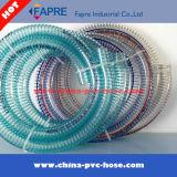 Vente en gros de tuyaux de tuyaux renforcés en acier PVC PVC